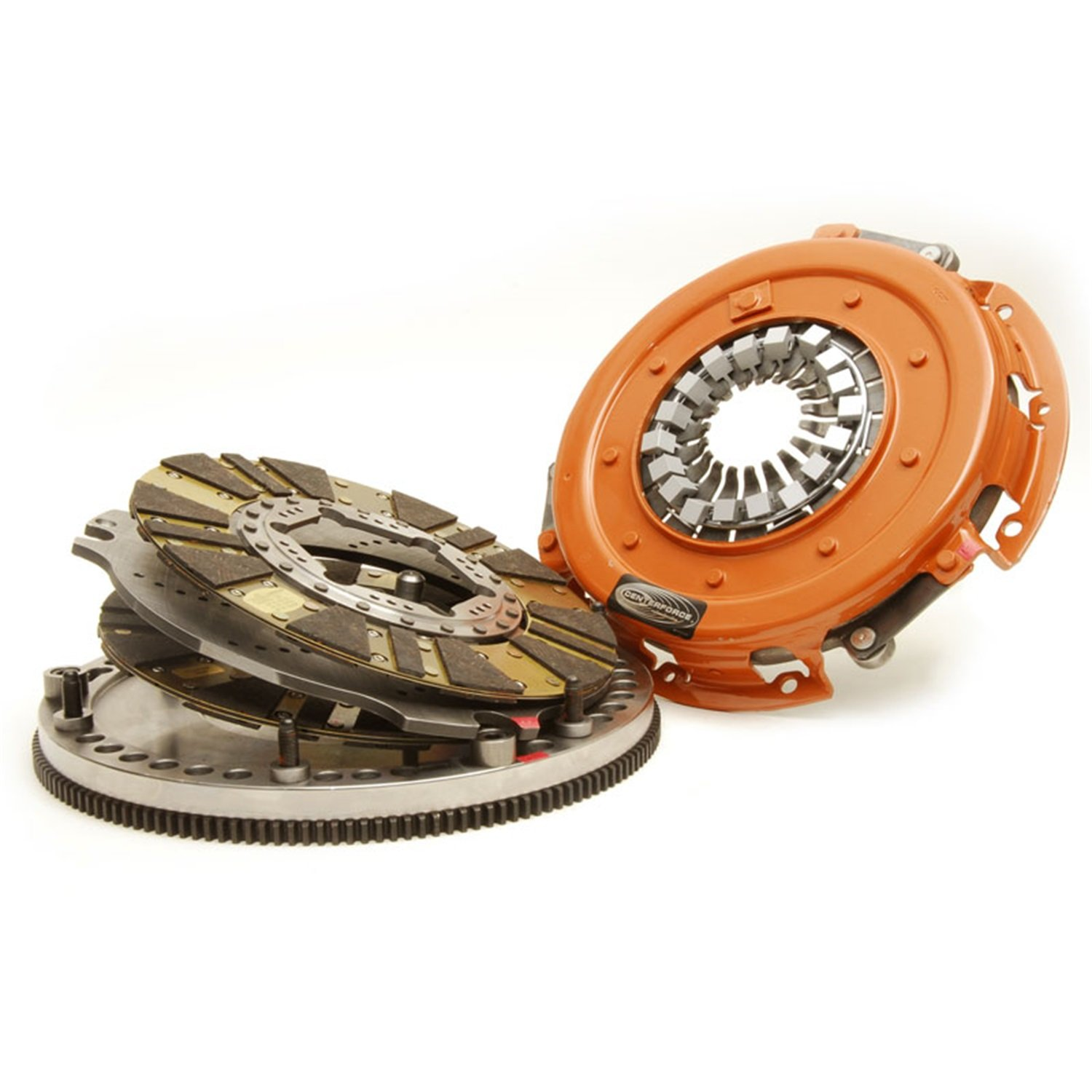 Centerforce 04714800 DYAD Drive System Twin Disc Clutch by Centerforce (Image #1)