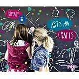 Arts and Crafts 6. (Anaya English) - 9788467881462