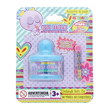 MeritoAmazon Ksi Milk Juegos Azul esJuguetes Y Yyfb76g
