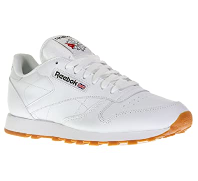Reebok Men s Classic Leather Training Running Shoes  Amazon.co.uk  Shoes    Bags f284cc5a9
