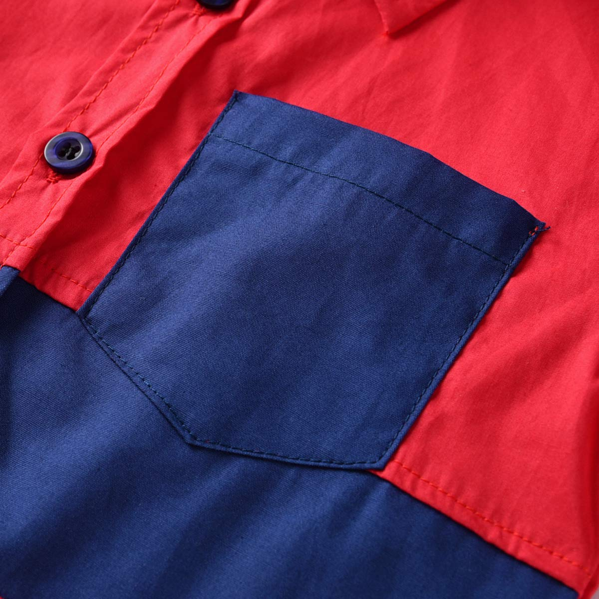 Toddler Baby Boys Gentleman Flag Bowtie Plaid Shirt Suspenders Outfit Suit Set