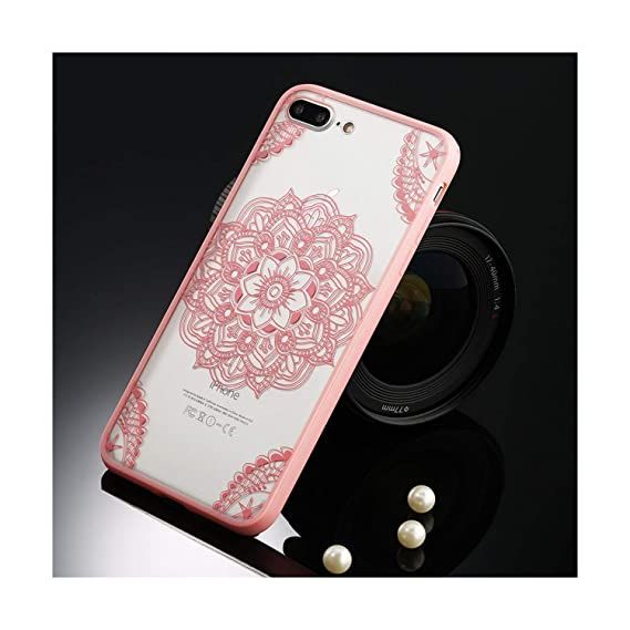 promo code e08b3 93d38 Amazon.com: Sexy Floral Phone Case for Apple iPhone 7 8 6 6s 5 5s SE ...