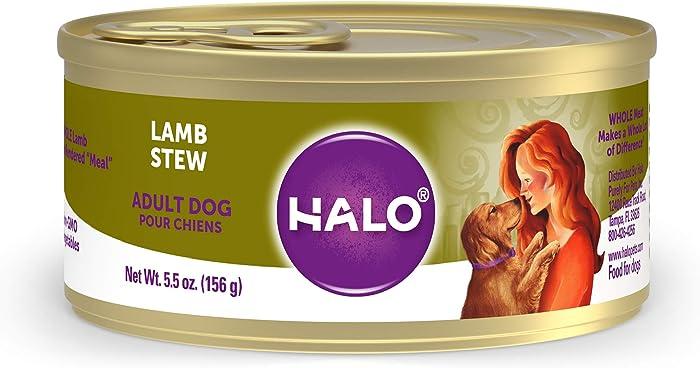 Updated 2021 – Top 10 Halo Chicken Shrimp Crab Wet Food