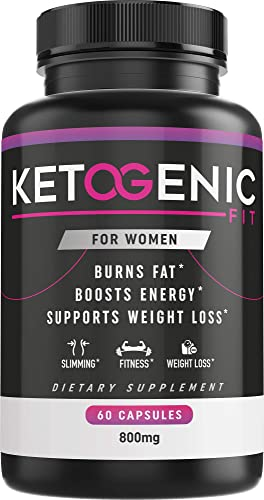 Ketogenic Fit – Keto BHB Capsules – Dietary Pills