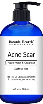 Botanic Hearth Acne Scar Wash