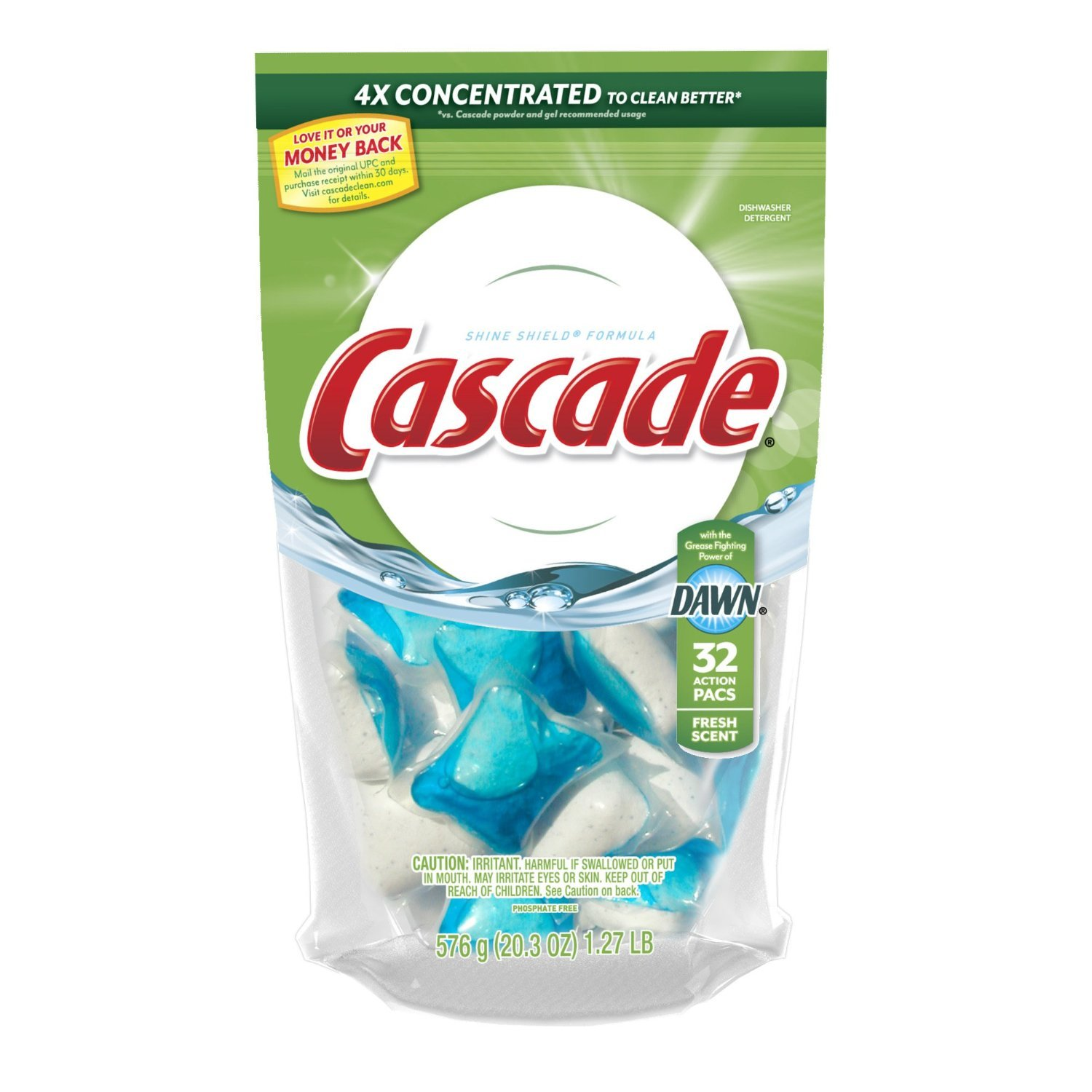 Cascade ActionPacs 32CT (Pack of 5)
