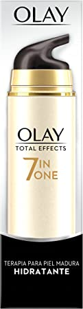 Olay Total Effects 7 en 1 Hidratante Anti-Edad Terapia para Piel Madura - 50ml