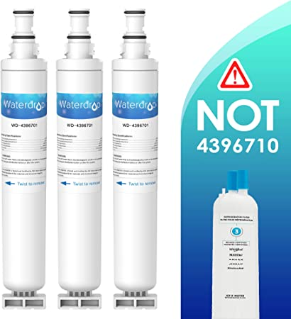 Aqua Fresh Replacement Water Filter Fits Whirlpool L200 Refrigerators