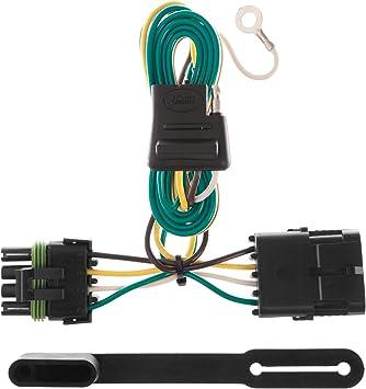 [DVZP_7254]   Amazon.com: CURT 55315 Vehicle-Side Custom 4-Pin Trailer Wiring Harness for  Select Chevrolet, GMC Pickup Trucks: Automotive | Chevy Truck Trailer Wiring Harness |  | Amazon.com