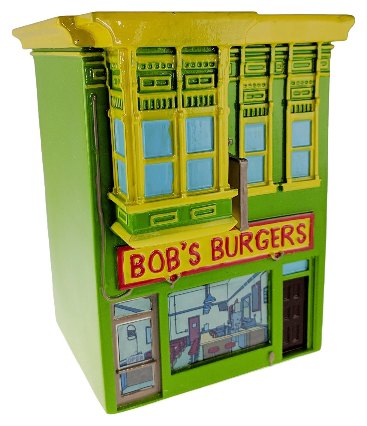 Bob's Burgers Officially Licensed Restaurant Coin, Piggy Bank Bob' s Burgers CB-BOB-REST