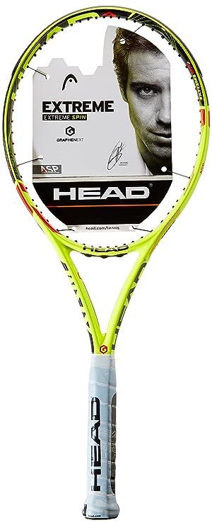 Amazon.com : HEAD Graphene XT Extreme MP A Tennis Racquet (4-1/2) : Sports & Outdoors