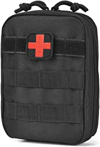 Reebow Tactical Molle Medical EMT Pouch Ifak First Aid Bag Only Military Utility Pouches