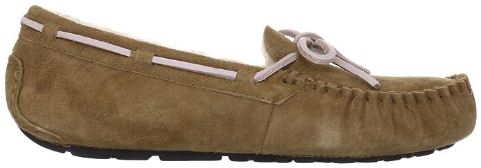 UGG Australia Zapatillas de Estar por casa Dakota Tabaco EU 39 (US 8): Amazon.es: Zapatos y complementos