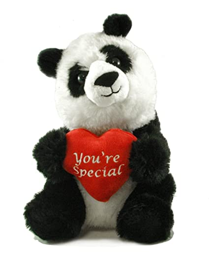 Amazon Com You Re Special Panda Bear Valentine S Day Plush Toys