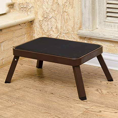 Marvelous Amazon Com Qffl Tideng Step Stool Home Folding Thicker Onthecornerstone Fun Painted Chair Ideas Images Onthecornerstoneorg