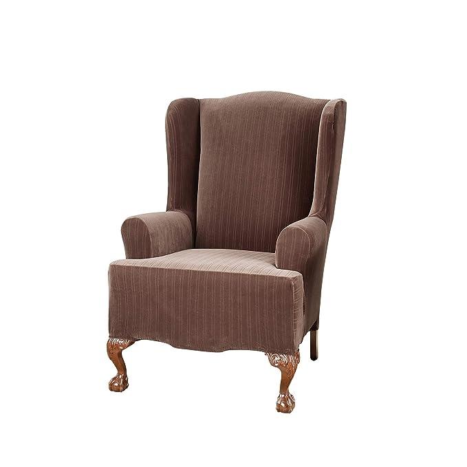 Amazon.com: Sure Fit - Funda elástica para sofá , Poliéster ...