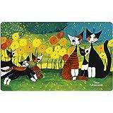 Fridolin 12213 Rosina Wachtmeister All Together Planche à Découper Mélamine Multicolore 23,5 x 0,2 x 14,5 cm