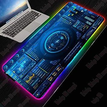 Alfombrillas de ratón Controlador De DJ para Juegos RGB ...