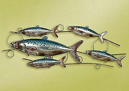 Outstanding Decorative Fish Wall Hooks Photos - Wall Art Design ...