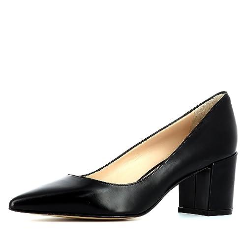 6a3a9071 Evita Shoes Romina - Zapatos de vestir de Piel para mujer: Amazon.es:  Zapatos y complementos