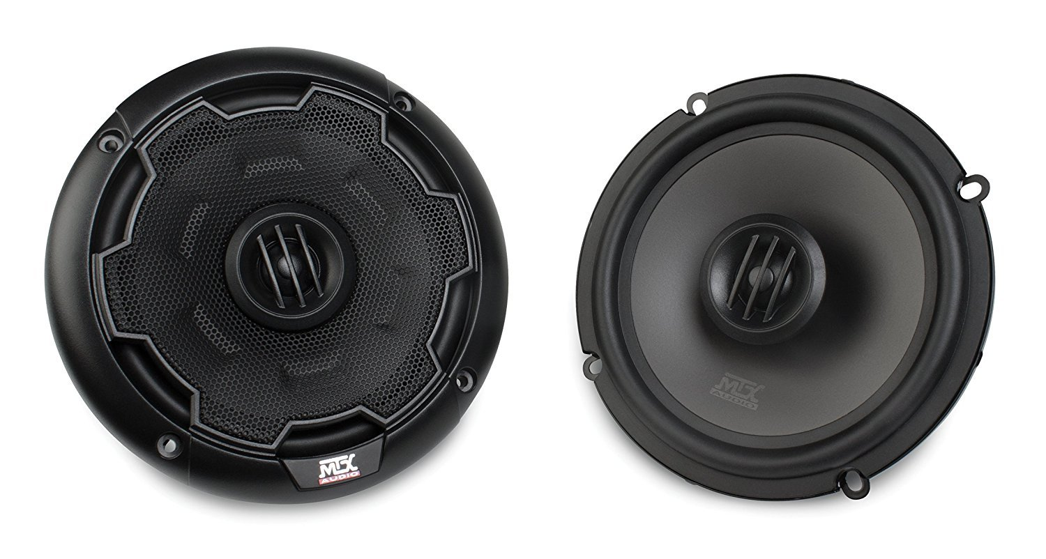 MTX Audio THUNDER65 Thunder Coaxial Speakers - Set of 2 [並行輸入品] B076CSHLN1