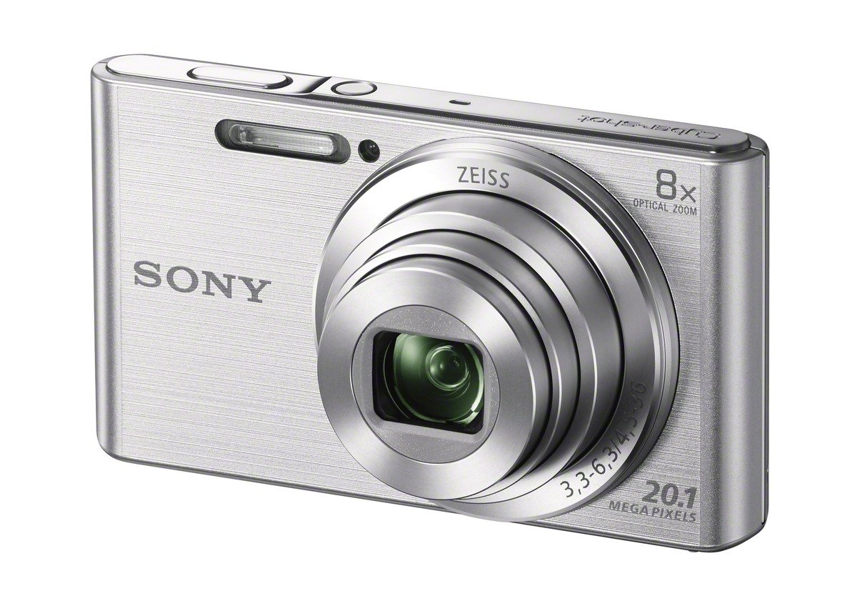 Sony Cybershot DSC-W830 Review
