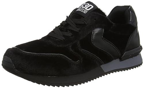 041372, Zapatillas para Mujer, Negro (Black), 40 EU BASS3D