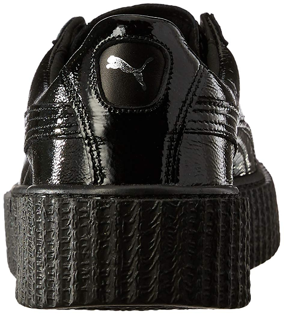 Puma Creeper Wrinkled Patent, Zapatillas Deportivas: Amazon.es: Zapatos y complementos