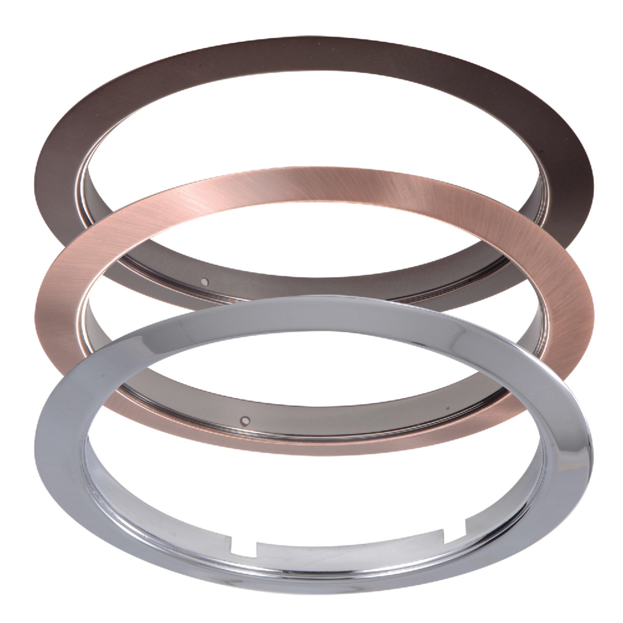 Halo TRM6TBZ Trim Ring, 6'' Metal, Tuscan Bronze by Halo