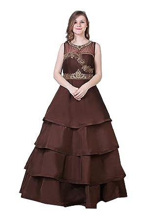 064d9d577d Maharani Shakuntala Fashions Western dresses for women party wear dress  latest design girls indo stylish heavy