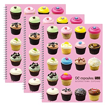 Amazon DC Cupcakes Flavors Composition Books Health Personal