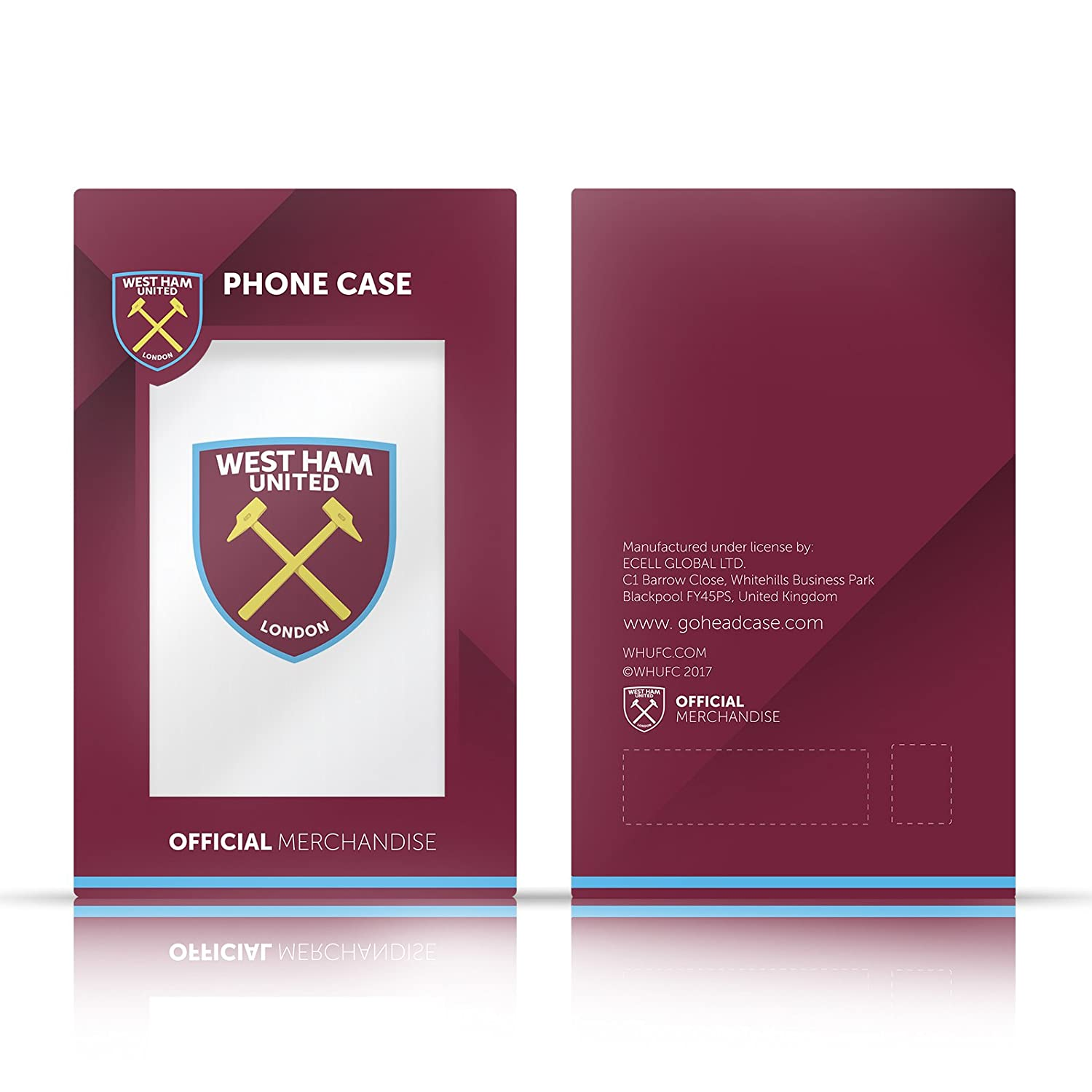Custom Customised Personalised West Ham United FC Home 2017//18 Players Kit Leather Book Wallet Case Cover Compatible For iPhone 5 iPhone 5s iPhone SE