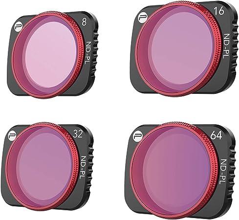 Pgytech Nd Pl Set Für Mavic Air 2 Kamera