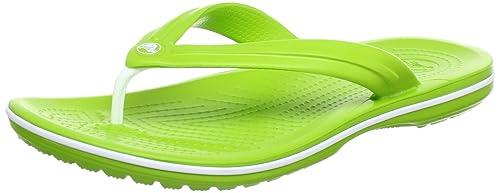 Rosa Flip Crocs Crocband Amazon shoes qUMpGLSzV