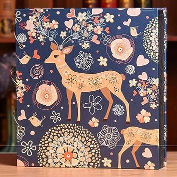 MESTOR Bolsillos de álbum de Fotos Mantenga 4x6 Fotos Libro ...