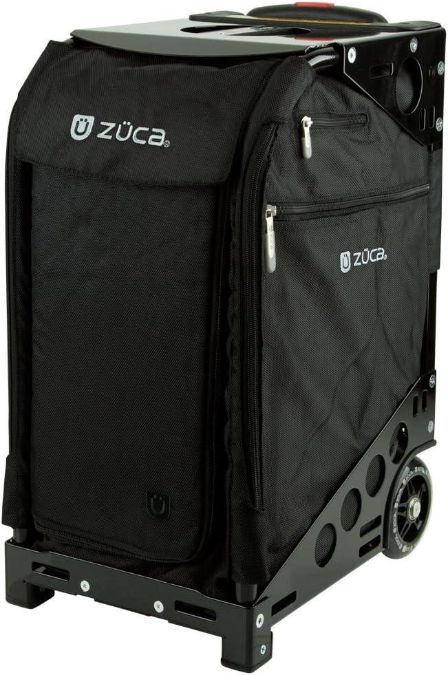 Züca Pro Travel - el maletín sentarse (Negro / Negro)