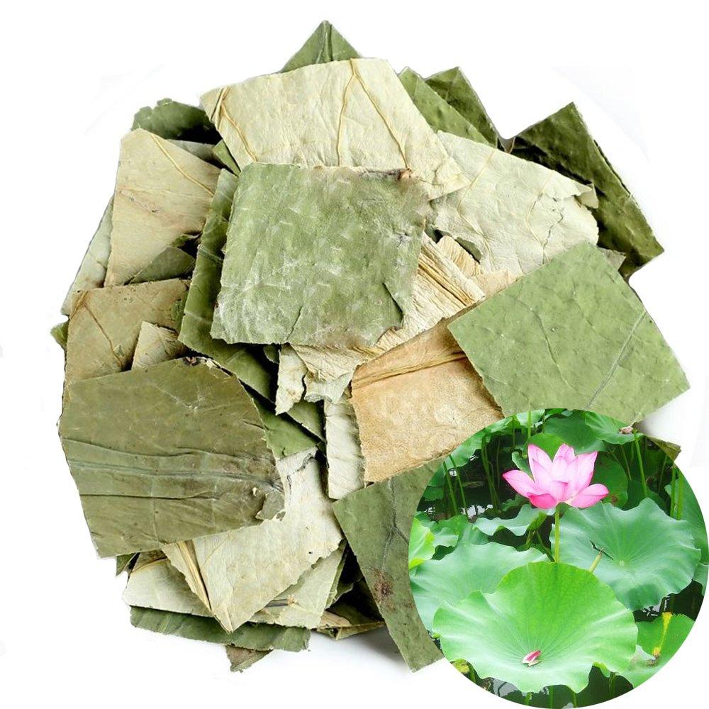 Tooget Natural Lotus Leaf Herbal Tea Organic Dried Loose Leaf Tea