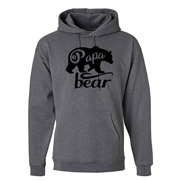 Papa Bear Father S Day S Heavyweight Graphic 7629