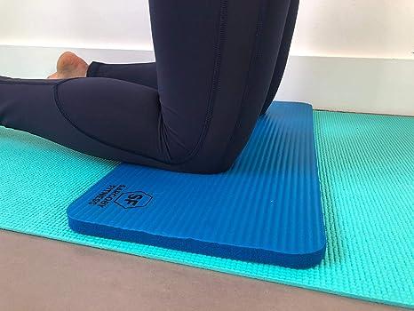 Sargoby Fitness - Rodillera para Yoga (15 mm de Grosor)