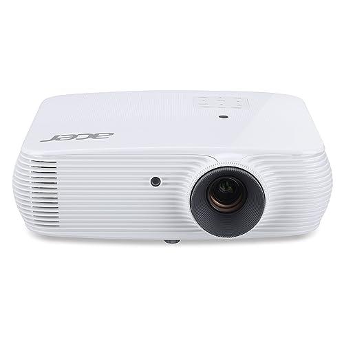 Acer Home H5382BD 3300lúmenes ANSI DLP 720p 1280x720 Desktop projector Plata Color blanco Proyector 16 9 660 4 7620 mm 26 300 Corriente alterna 4 3 1 10 3 m 20000 1