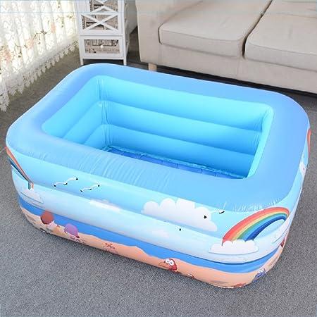 LYM & bañera Plegable Bañera Inflable/bañera de plástico/bañera ...