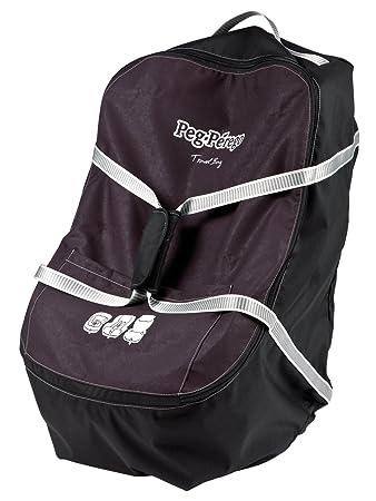 Peg Perego USA Car Seat Travel Bag Black