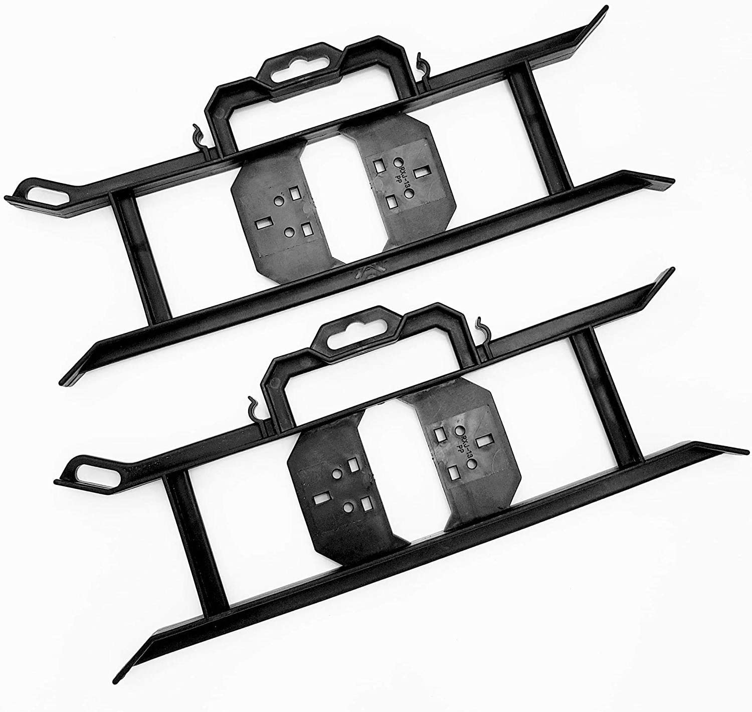 Cable//Extension Storage Black Lead Tidy H Frame With Handle For Camping Hook Up