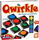 Green Board Games Qwirkle Game