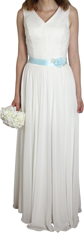Lemandy vestidos de novia de tul y gasa falda de desmontable ...