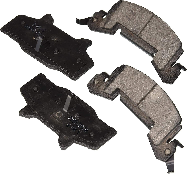 Dash 4 MD215 Premium Brake Pad Semi-Metallic