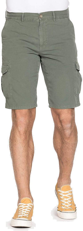 Bermuda per Uomo Tinta Unita Carrera Jeans