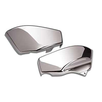 Show Chrome Accessories 55-129 Side Cover: Automotive