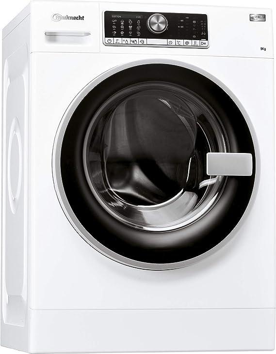 Bauknecht WM AutoDos 9 ZEN Waschmaschine Frontlader / A+++ -50% B / 9 kg / 1400 UpM /AutoDose/ZEN Direktantrieb/leise mit 49