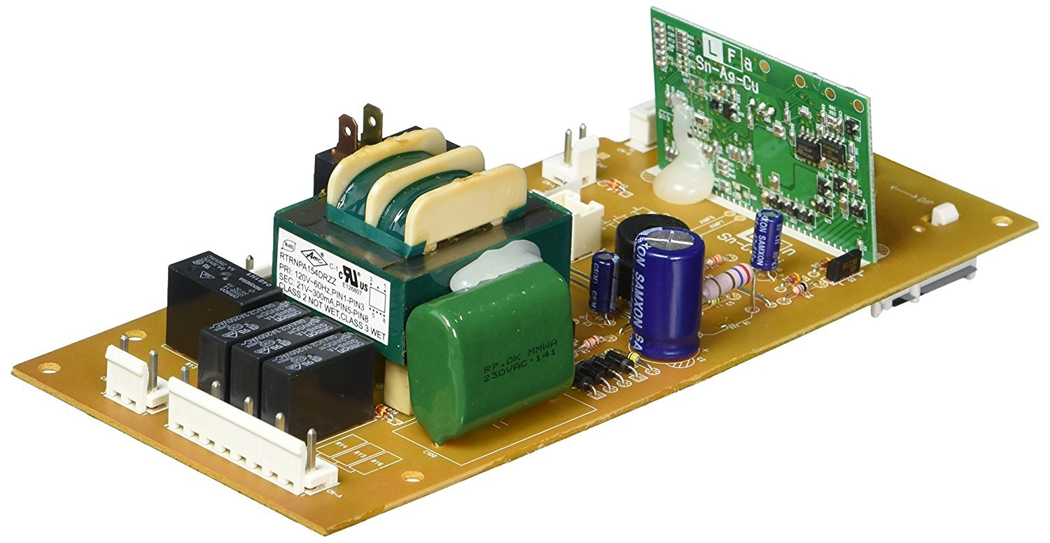 Kenmore Electrolux Microwave Main Control Board BR456041 Fits AP4356665